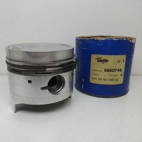 PISTON, PISTON BANDS AND PISTON PIN FIAT 132 - LANCIA BETA ORIGINAL 5880748