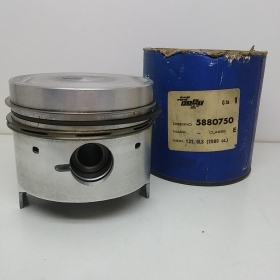 PISTON, PISTON BANDS AND PISTON PIN FIAT 132 - LANCIA BETA ORIGINAL 5880750