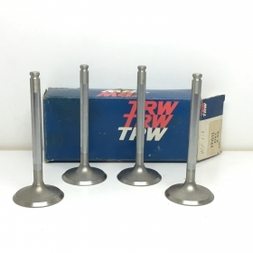 KIT 4 INTAKE VALVE TRW FIAT 132 - LANCIA BETA COUPE' FOR 4300760