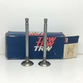 KIT 2 INTAKE VALVE TRW FIAT 126 - 500 L - F - R FOR 4294098