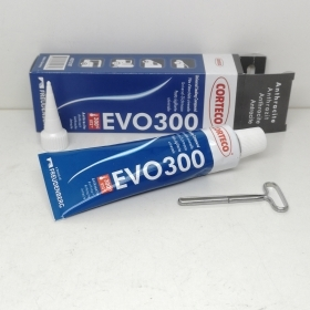 SILICONE SEALANT UNIVERSAL GREY 300 DEGREES CORTECO EVO300 FOR 49372187