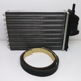 THE RADIATOR FOR HEATING THE PASSENGER COMPARTMENT FIAT SEICENTO FOR 46722587