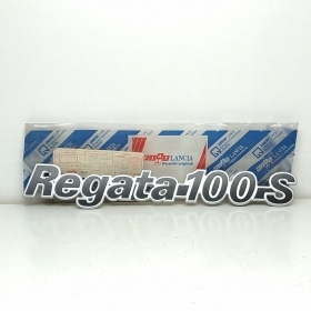 ADHESIVE MODEL CODE FIAT REGATA 100 S ORIGINAL 5968626