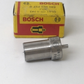 NOZZLE INJECTOR BOSCH 0434250092 THE OPEL ASCONA - FORD TRANSIT FOR 1576492