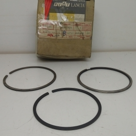 KIT 3 RING PISTON FIAT UNO TURBO ORIGINAL DIESEL 5882624