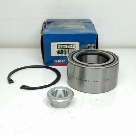 BEARING KIT REAR WHEEL VKBA1347 MERCEDES E-CLASS W124 FOR A1243500549