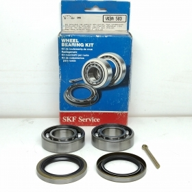 KIT WHEEL BEARING REAR SKF VKBA583 BMW 1600 GT COUPE' FOR 33411108408