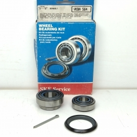 KIT WHEEL BEARING REAR SKF VKBA564 RENAULT R4 - R6 - R10 FOR 7702040475