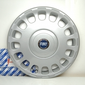 "COPRICERCHIO CUP WHEEL FIAT MULTIPLA 15 "" ORIGINAL 46847457"