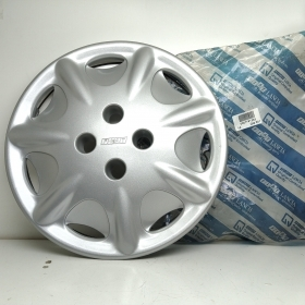 "COPRICERCHIO CUP WHEEL FIAT BRAVO 14"" ORIGINAL 7791243"