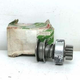 PINION STARTER GHIBAUDI FIAT 850T - 900T - SEAT 133 FOR 4111194