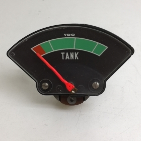 LEVEL GAUGE FUEL VDO OPEL vintage