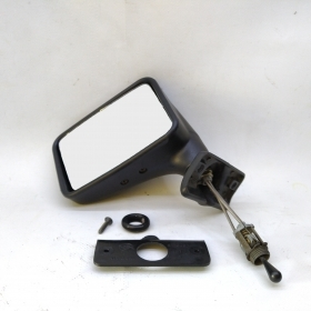 EXTERIOR MIRROR, COMPLETE, LEFT VITALONI FIAT 127 FOR 91368719