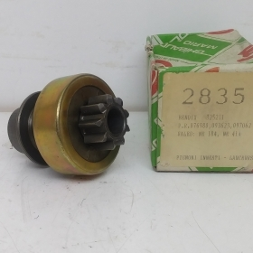 PINION STARTER RENAULT 4 - 5 - 12 - ALPINE A110 GHIBAUDI FOR 076980
