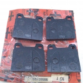 SERIES BRAKE PADS FRONT ALFASUD ORIGINAL 60750566