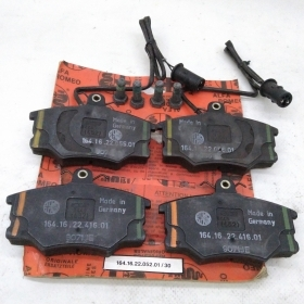 SERIES BRAKE PADS FRONT. ALFA ROMEO 164 FOR PLANT TRW ORIGINAL 60743564