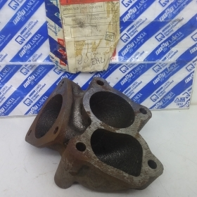 FLANGE, EXHAUST MANIFOLD FIAT TEMPRA TD - A TYPE TD - POINT TD THE ORIGINAL 7670579