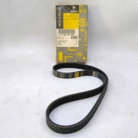 V-BELT 5PK0847 RENAULT R9 - SUPER 5 - CLIO ORIGINAL 7700729540