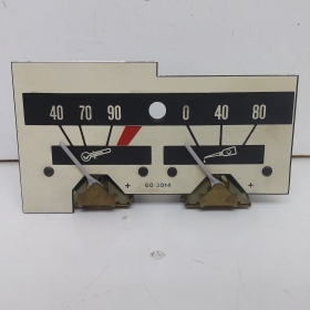 INDICATOR WATER AND OIL TEMPERATURE LANCIA BETA SERIES II 1.3 ORIGINAL 82301154