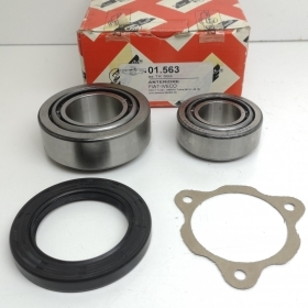 KIT WHEEL BEARING FRONT SKF VKBA3508 IVECO DAILY FOR 8582739