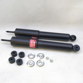 PAIR SHOCK ABSORBERS FRONT DAI