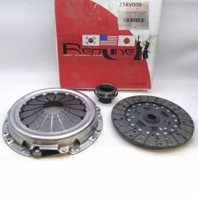 CLUTCH KIT LAND ROVER DEFENDER - RANGE ROVER - DISCOVERY THE REDLINE FOR STC8358