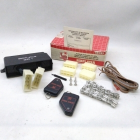 KEY ANTI-THEFT WITH REMOTE CONTROL ENCODED UNIVERSAL RX0020071 GEMEL