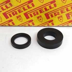 KIT 2 GROMMETS CHECKER BRAKING FIAT A112 - 131 - ARGENTA PIRELLI 4154550