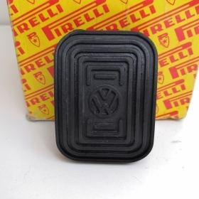 PEDAL COVER BRAKE CLUTCH VW BEETLE - TRANSPORTER PIRELLI 311721173A