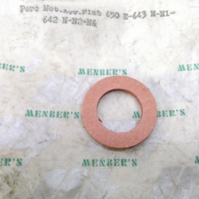 WASHER FOR MOT. AVV. FIAT 650 E - 643 N/N1 - 642 N/N2/N6 MENBER'S 90109