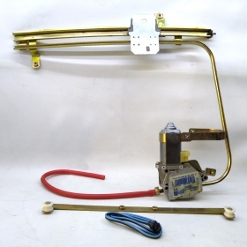 WINDOW REGULATOR ELECTR. FRONT LEFT WITH MOTOR FORD ESCORT - ORION 80 TO 90 PMM