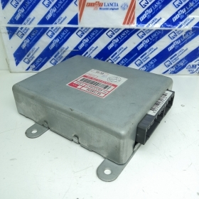 The ELECTRONIC control UNIT ALFA ROMEO 156 2500 V6 ORIGINAL 46758030