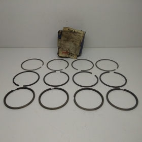 KIT RING PISTON OVERSIZE 0.2 AUTOBIANCHI A 112 ORIGINAL 5881662