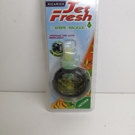 CHARGING CAR AIR FRESHENER VETIVER ARBRE MAGIQUE