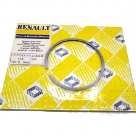 END SEGMENT of the PISTON RENAULT CLIO - R19 - MEGANE ORIGINAL 7700741364