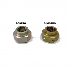 TORQUE NUTS FRONT HUB BILATERAL FIAT 126 - 500 - 600 - 850 FOR 14044671