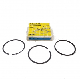 SERIES SEGMENTS PISTON RINGS STD RENAULT TWINGO - CLIO GOETZE FOR 7701467684