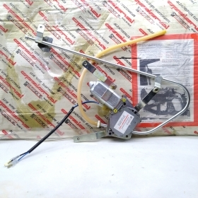 WINDOW REGULATOR ELECTR. FRONT LEFT WITH MOTOR LANCIA DELTA POLYTECHNIC FOR 71712529