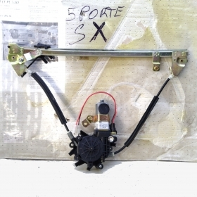 WINDOW REGULATOR ELECTR. FRONT LEFT WITH MOTOR FIAT PUNTO FOR 46459548