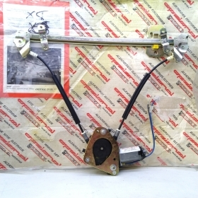 WINDOW REGULATOR ELECTR. FRONT RIGHT SIDE WITH MOTOR SEAT TOLEDO POLYTECHNIC FOR 1L0837402B