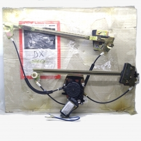 WINDOW REGULATOR ELECTR. FRONT RIGHT SIDE WITH MOTOR VW POLO FOR 6N4837462