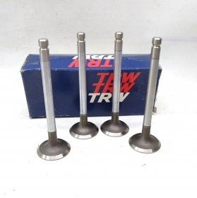 KIT 4 INTAKE VALVE FIAT UNO - DUNA - 127 - GUILDER TRW FOR 50005953