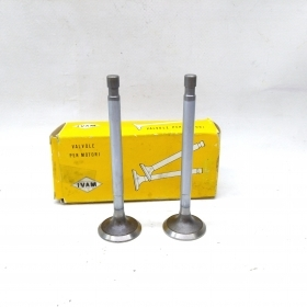 KIT 2 INTAKE VALVE FIAT 126 IVAM FOR 4379986