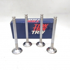KIT 4 EXHAUST VALVES FIAT 124 TRW FOR 4376862