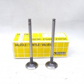 KIT, 2 EXHAUST VALVES RENAULT