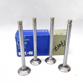 KIT 4 EXHAUST VALVES FIAT FIORINO - 127 - LANCIA Y10 LIVIA FOR 4340119