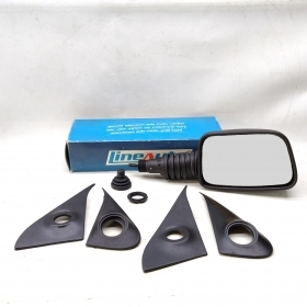 MIRROR COMPLETE RIGHT-FIAT UNO - DUNA LINEAUTO