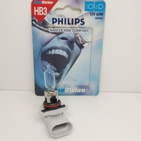 LAMP FOG LAMPS - LIGHTHOUSE DEPTH - THE MAIN HEADLIGHT 12V 60W PHILIPS 9005BV