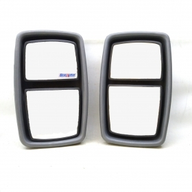 PAIR MIRRORS FOR BILATERAL IVECO DAILY FROM THE '79 LINEAUTO 43195