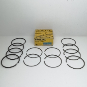 SERIES SEGMENTS PISTON rings STD RENAULT R14 - CITROEN C15 BX GOETZE SP5527STD